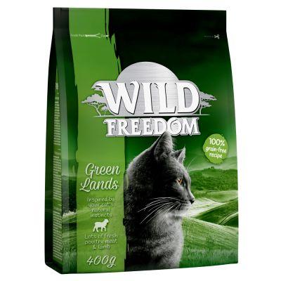 1 + 1 gratis! 2 x 400 g Wild Freedom Trockennahrung - Cold River - Lachs