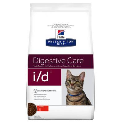 1,5 kg Hill's Prescription Diet i/d Digestive Care mit Huhn zum Sonderpreis! - 1,5 kg