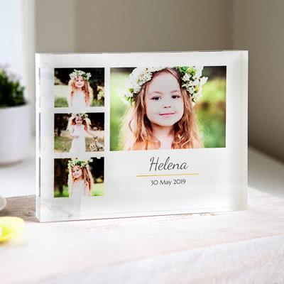 Acryl Foto-Display Hochformat