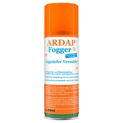 Ardap Care ARDAP Fogger Ungeziefer Vernebler 60 m² - 2 x 200 ml