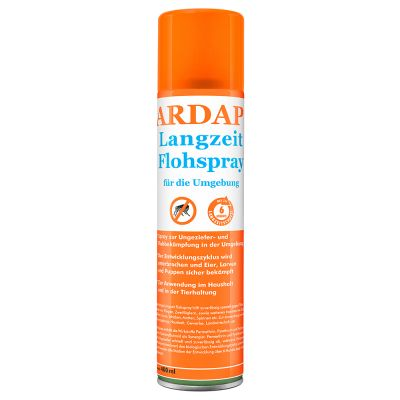 Ardap Care ARDAP Langzeit Flohspray für die Umgebung - 400 ml Ardap Care ARDAP Langzeit Flohspray für die Umgebung