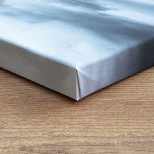 Foto-Leinwand Deluxe 30 x 80 cm