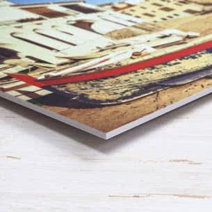 Foto auf Forex® 45 x 30 cm Querformat