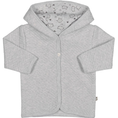 STACCATO Girls Nickyjacke soft grey melange