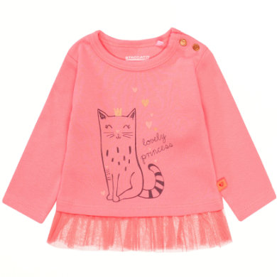 Staccato Girls Tunika soft pink - rosa/pink - Gr.68 - Mädchen