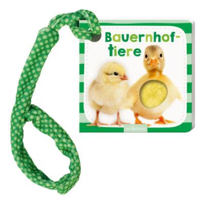 arsEdition Mein Foto-Buggybuch - Bauernhoftiere