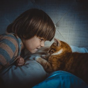 Katzengeschenke für Kinder