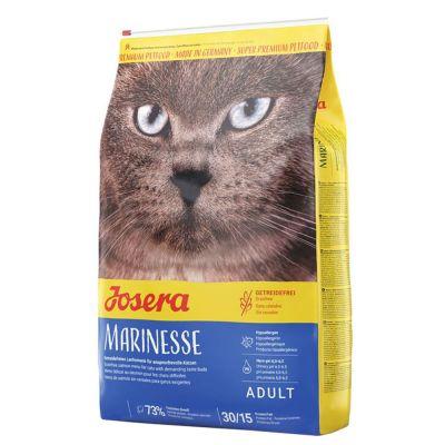 2 kg / 10 kg Josera Trockenfutter + KONG Feather Mouse Katzenspielzeug gratis! - SensiCat (10 kg)