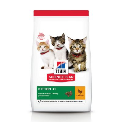 Hill's Science Plan Kitten Huhn - 300 g