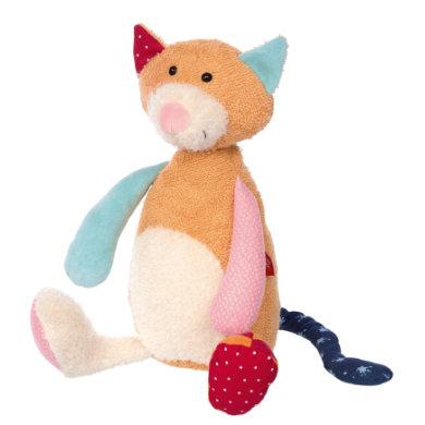 sigikid® Kuscheltier Katze - Patchwork Sweety