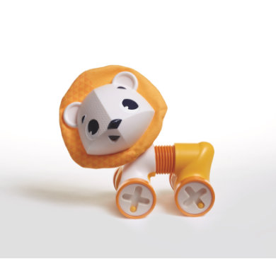 Tiny Love™ Tiny Rolling Toys - Leonardo Lion