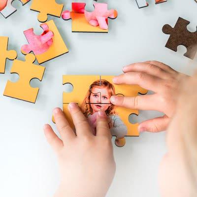 Foto-Puzzle 30 Teile (MDF)