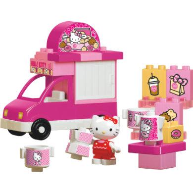 BIG PlayBIG Bloxx Hello Kitty - Eiswagen
