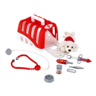 Theo klein Tierarztkoffer mit Hund