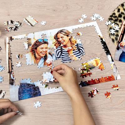Foto-Puzzle 120 Teile (Hartpappe)