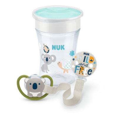 NUK Starterset Magic & Space neutral/weiß