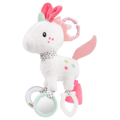 fehn® Aiko & Yuki Activity-Einhorn mit Ring