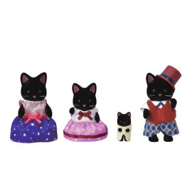 Sylvanian Families® Schwarze Katzen Familie