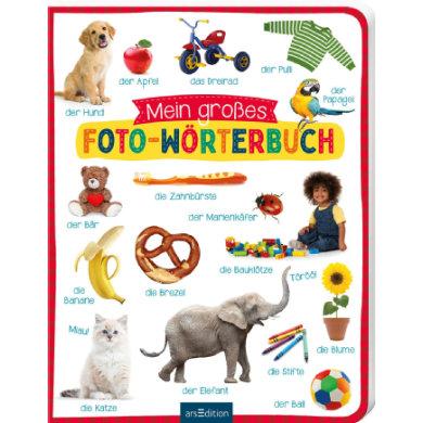 arsEdition Mein großes Foto-Wörterbuch